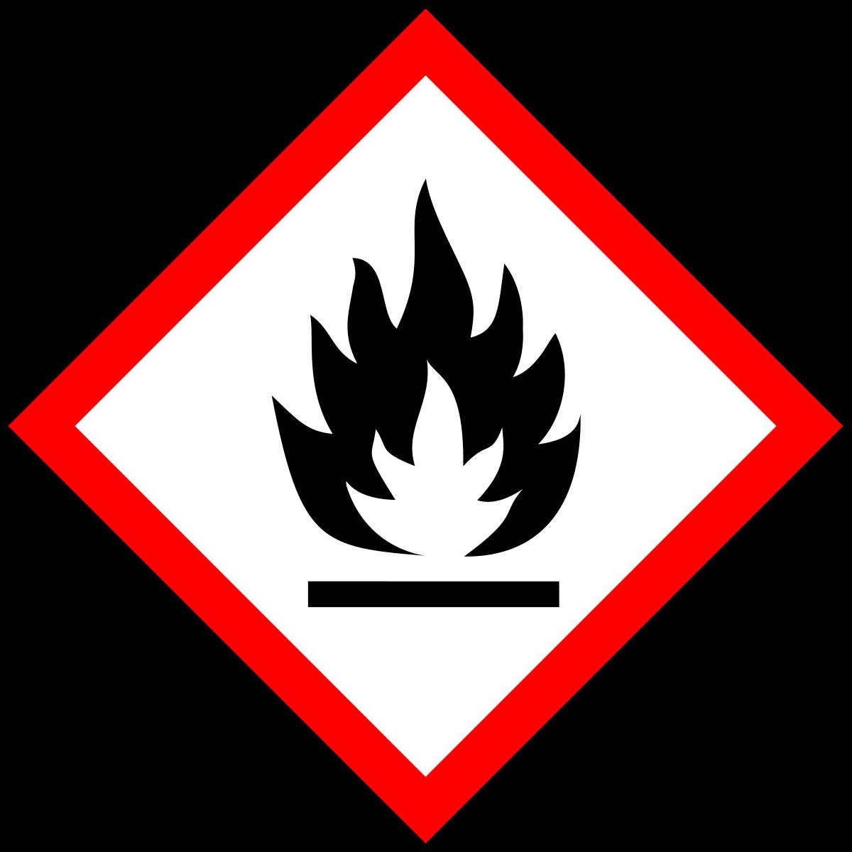 Flammable Logo