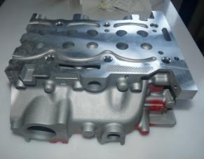 Culasse de moteur - Dense Fluid Degreasing