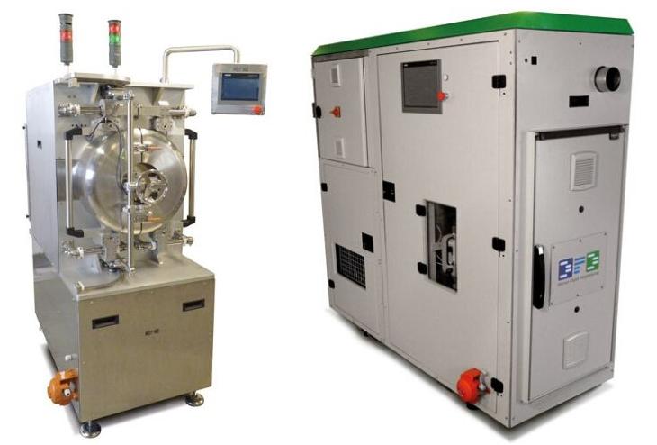 Autoclave de limpieza de CO2 supercrítico con cuerpo de máquina de Dense Fluid Degreasing