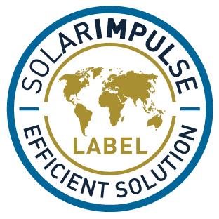 Solar Impulse Label - Efficeint Solution